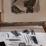 Linda Wehrli at Zin Lim Workshop