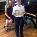 Ryan P. and Linda Wehrli, 2018 May Student Piano Concert, Pastimes for a Lifetime