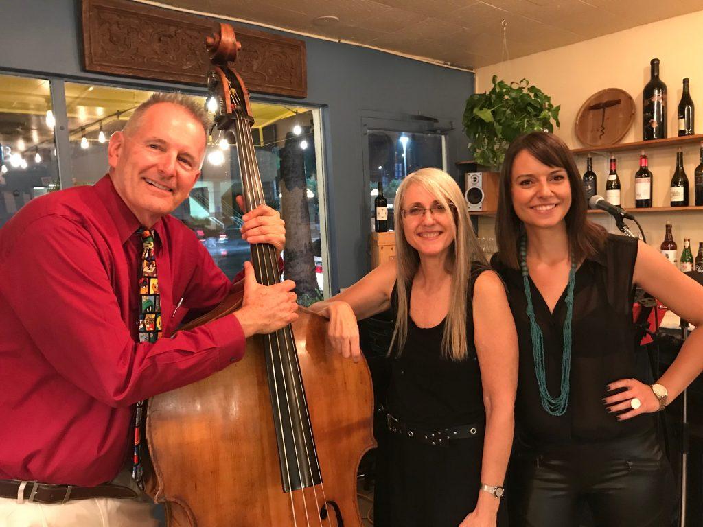 Roman Sirwinski, Linda Wehrli and Radina Veliova