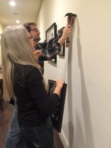 2018 Fall Student Art Installation at Daphne's Desserts