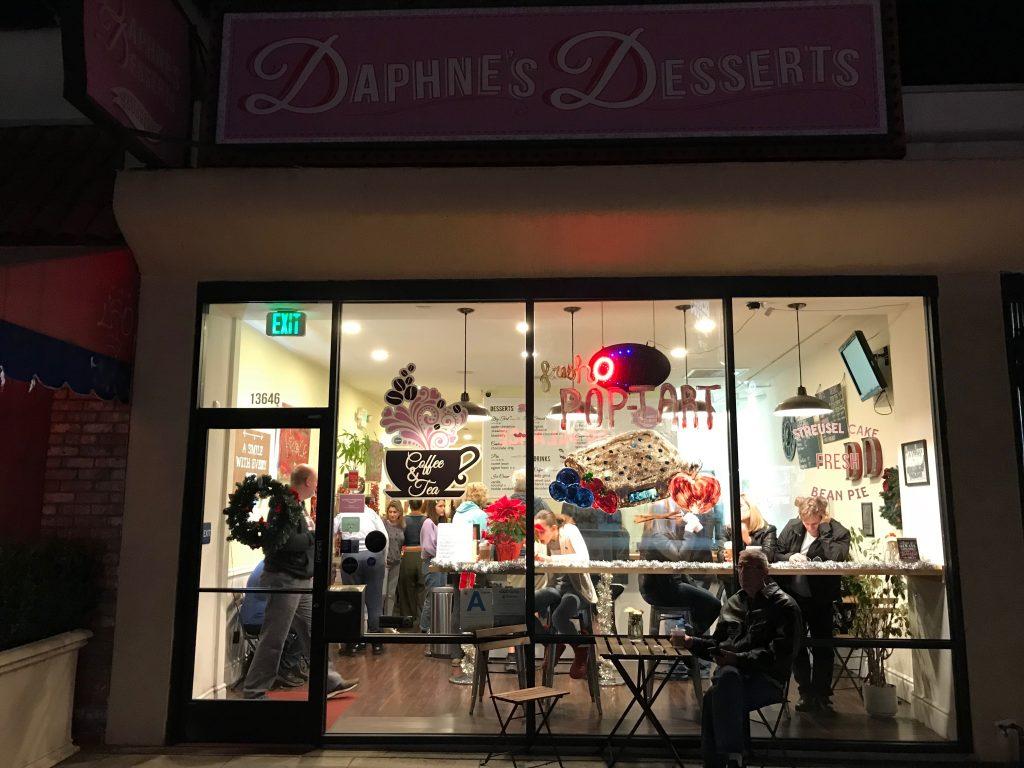Daphne's Desserts Hosts 2018 Student Art Showcase