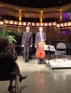 Steven Vanhauwaert and Brian Schuldt