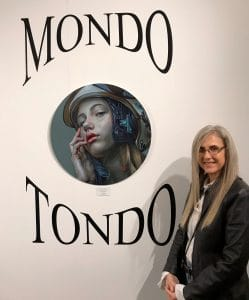 Mondo Tondo Gallery Opening at Arcadia Contemporary