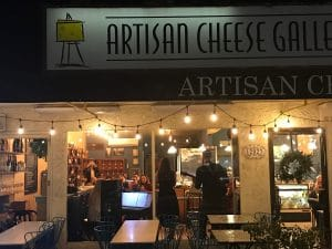 Artisan Cheese & Wine Gig