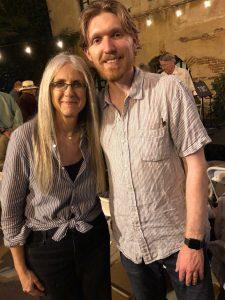 Evan Vidar • Linda Wehrli 2019