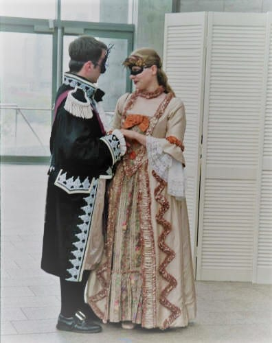 As Dorabella - Mozart Cosi Fan Tutte - Opera Lyra YAP