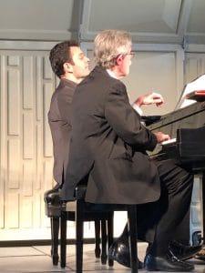 Steven Vanhauwaert and James Winn