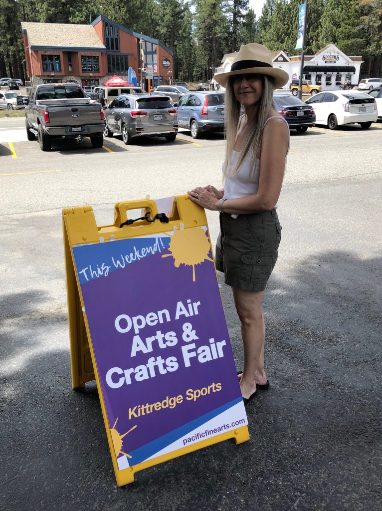 Open Air Arts & Crafts Fair