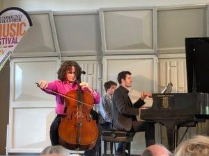 Chopin Nocturne and Polonaise Brillante
