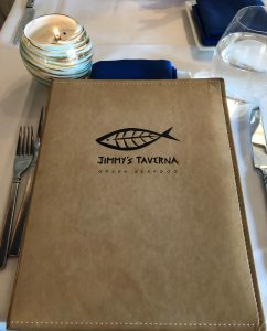 Jimmy's Taverna, Mammoth Lakes