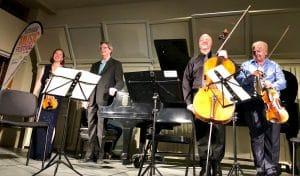 Mendelssohn Piano Quartet in B Minor, Opus 3