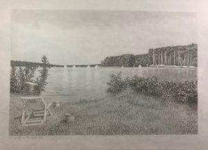 Karoline K.'s Graphite Lake Study