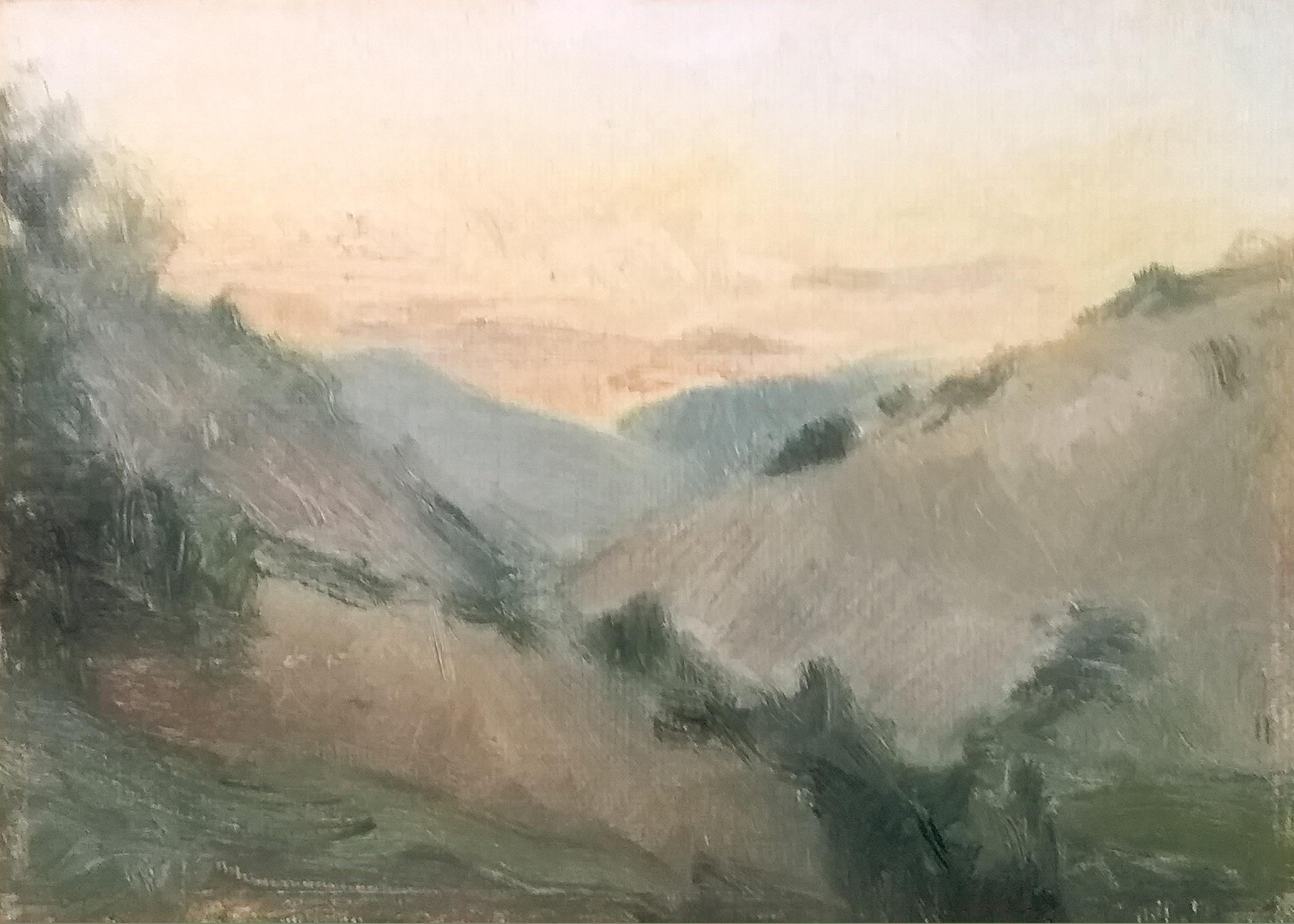 Along Sendero Way by Curtis Green