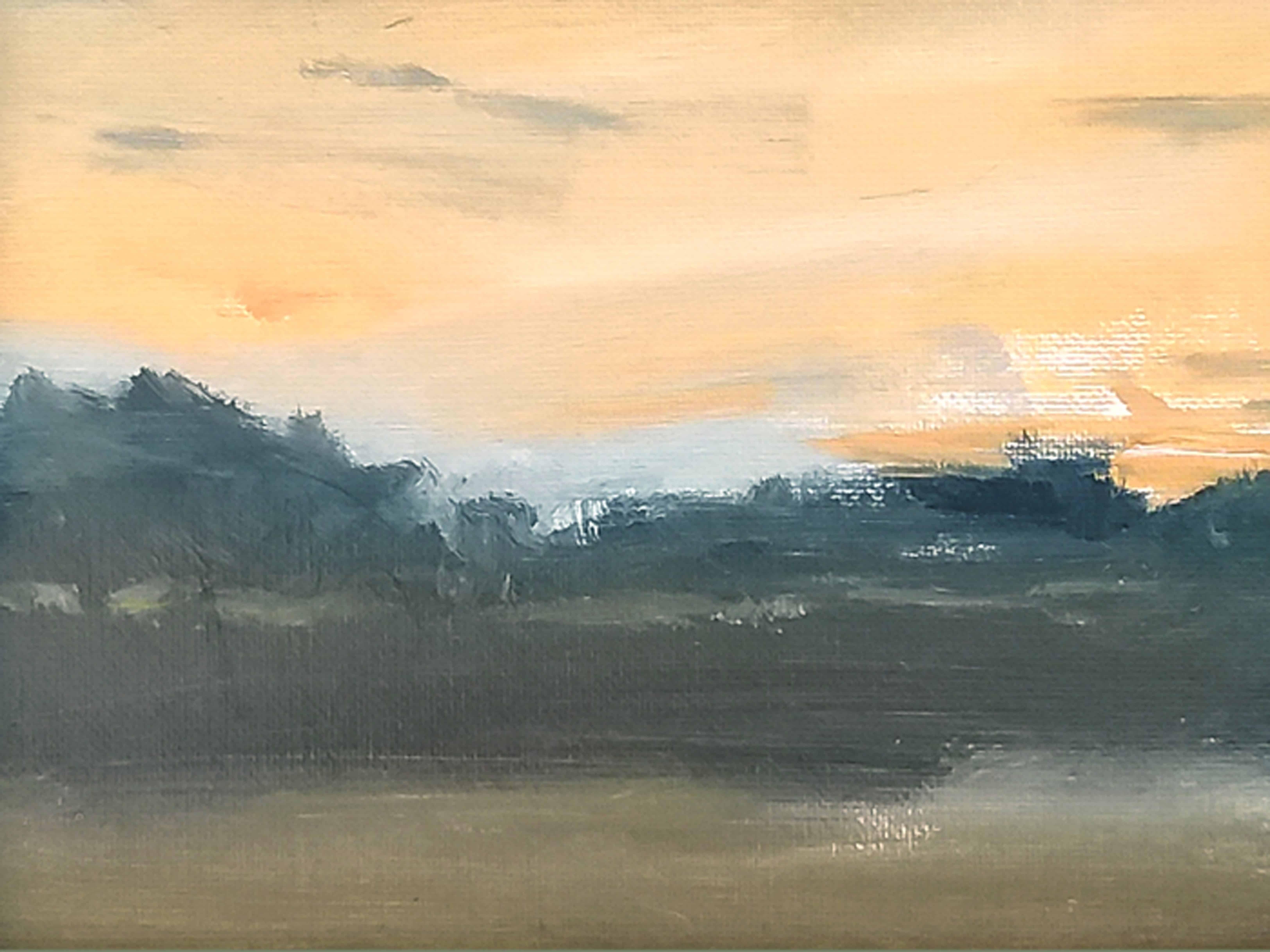 Austinburg Sunset (Ohio) by Curtis Green
