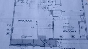 Mason Concert Music Room Blueprint