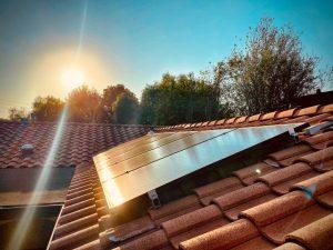 Mason Concert Home is solar powered