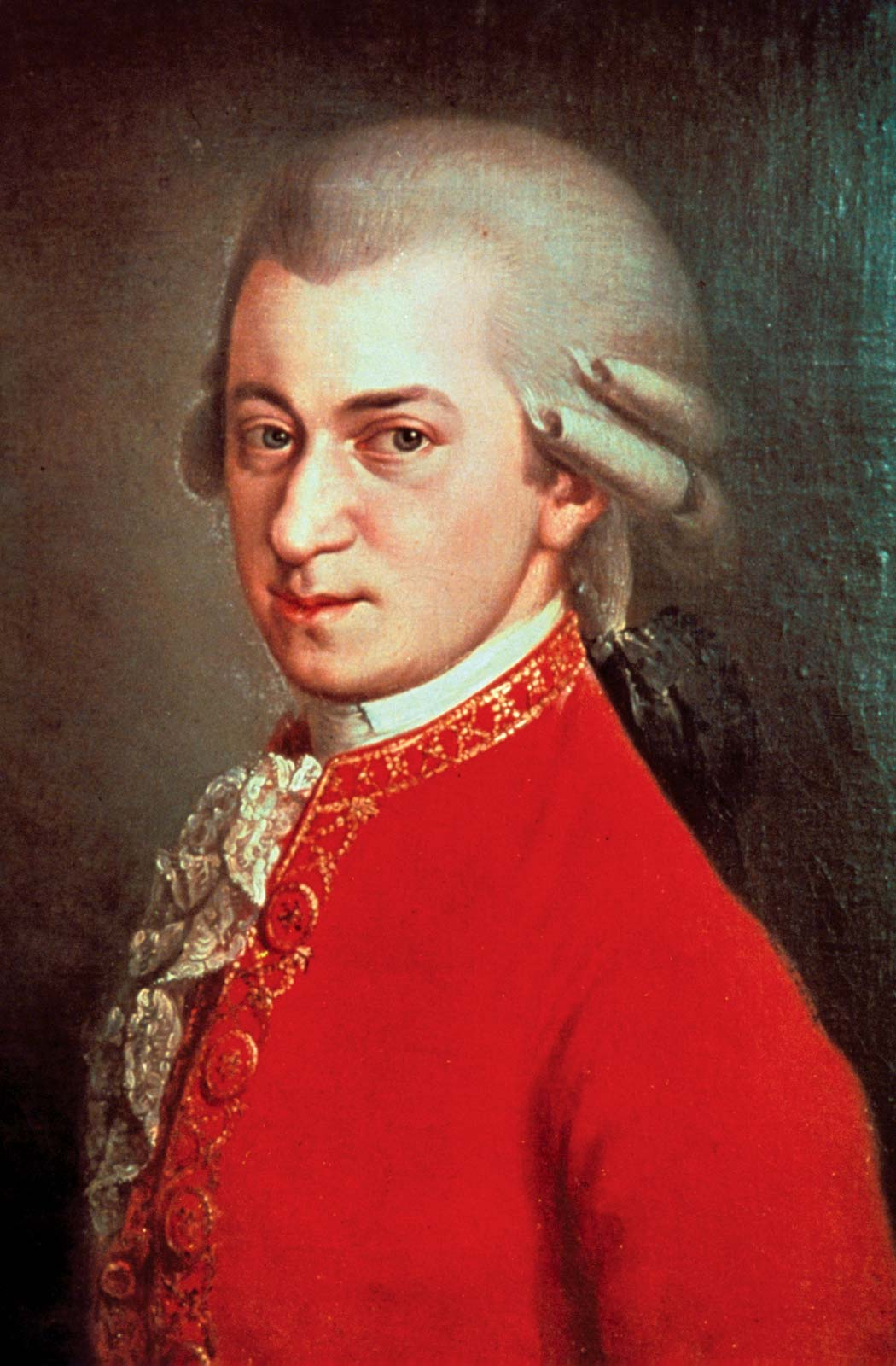 Pastimes for a LIfetime covers the CD release featuring a work by Wolfgang Amadeus Mozart