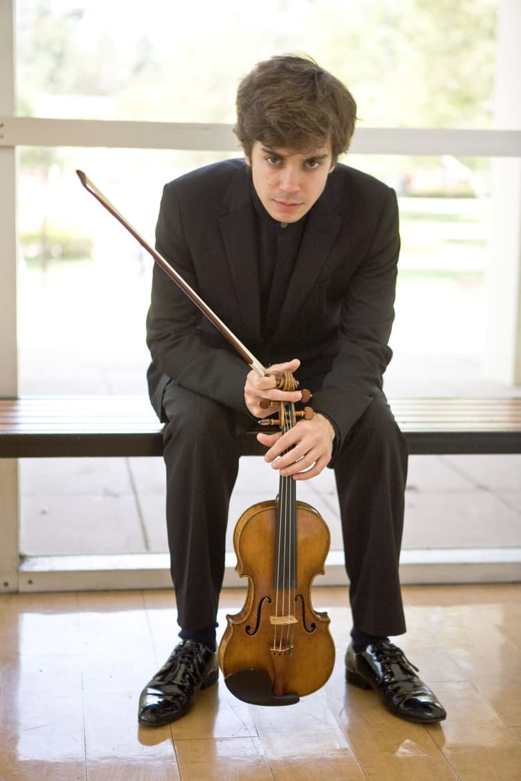 Pastimes for a Lifetime interviews violinist Ambroise Aubrun on his latest CD release.