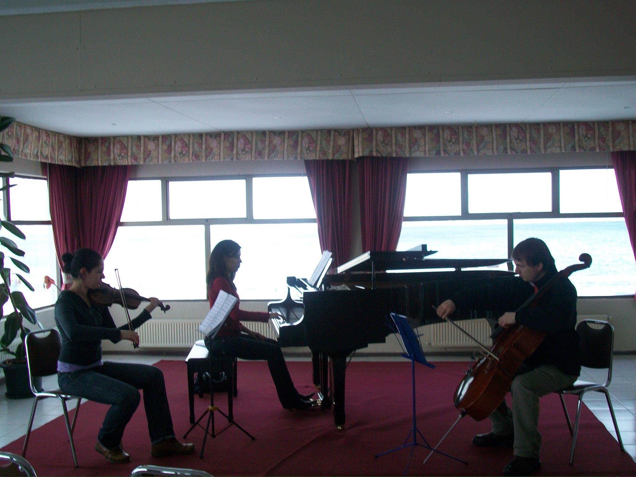 Daniela Salinas Ensemble