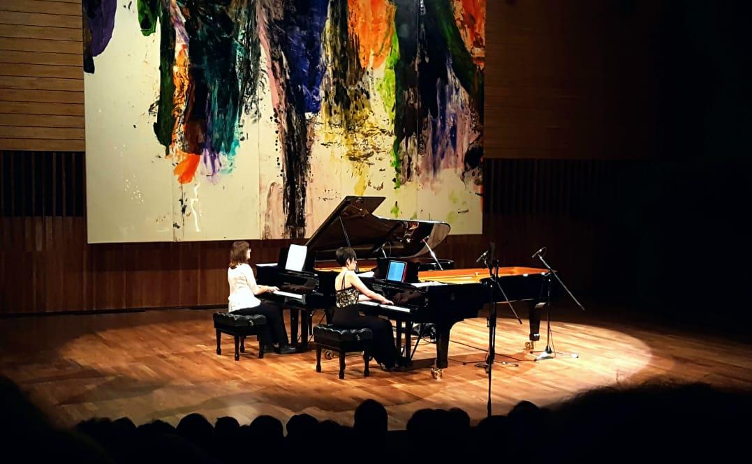 Daniela Salinas Piano Duet