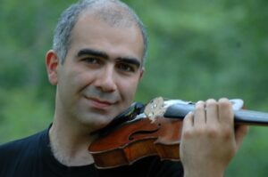 Movses Pogossian is interviewed by Pastimes for a Lifetime on his Con Anima CD