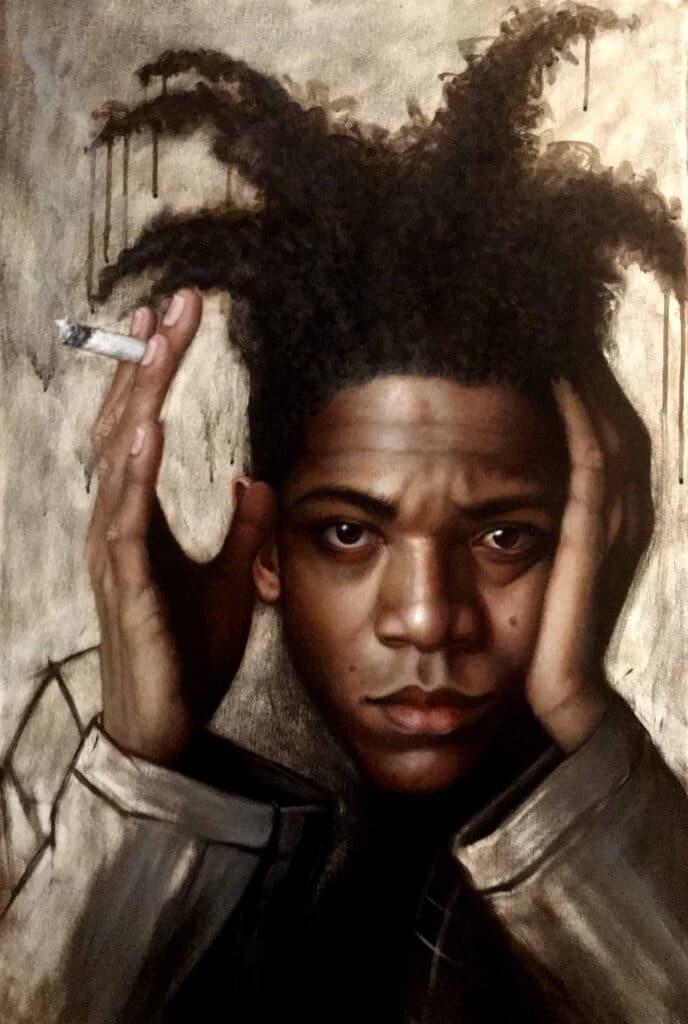 Basquiat, Christina Ramos
