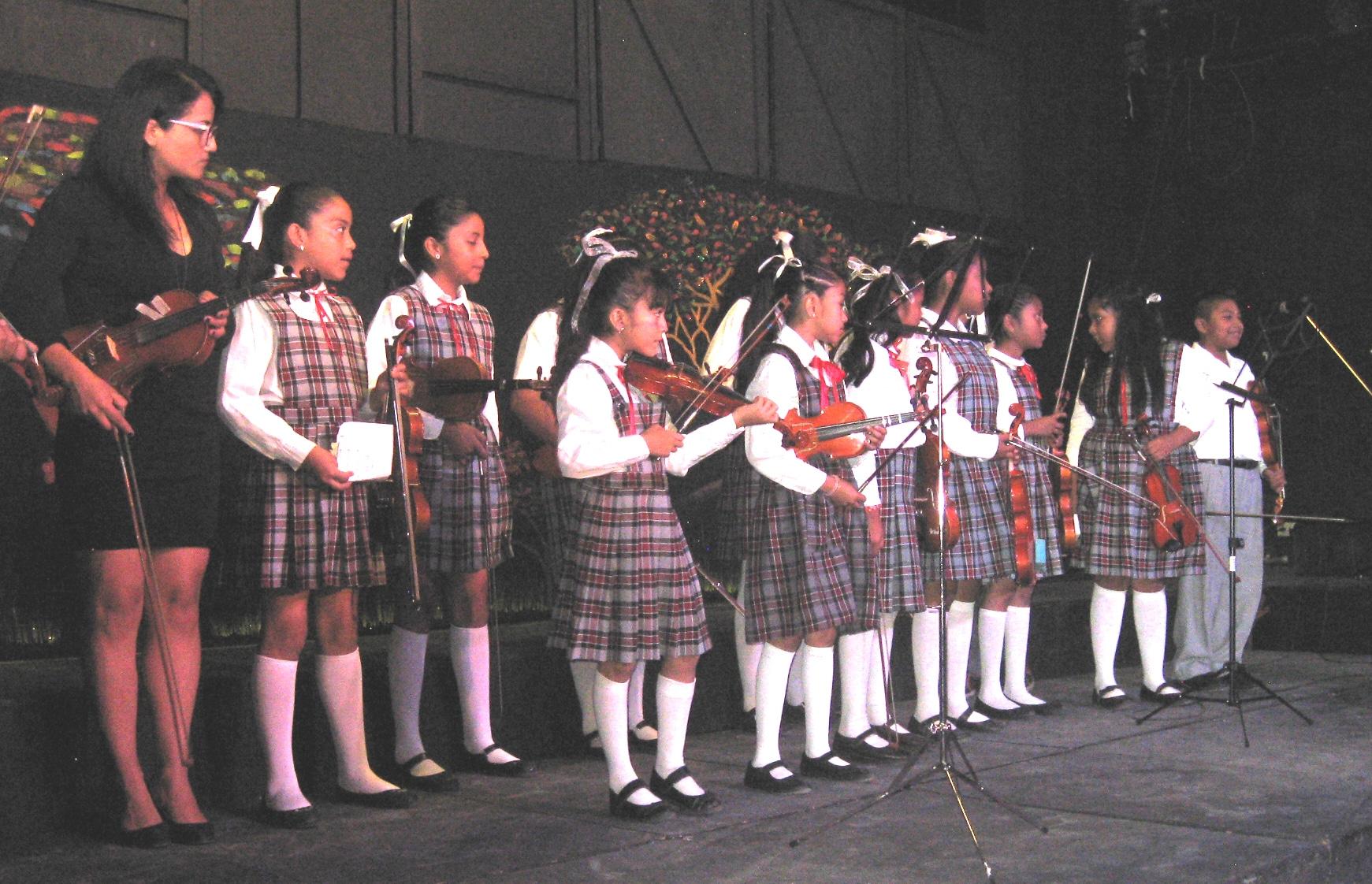Pro Musica Children's Orchestra El Sindicato1