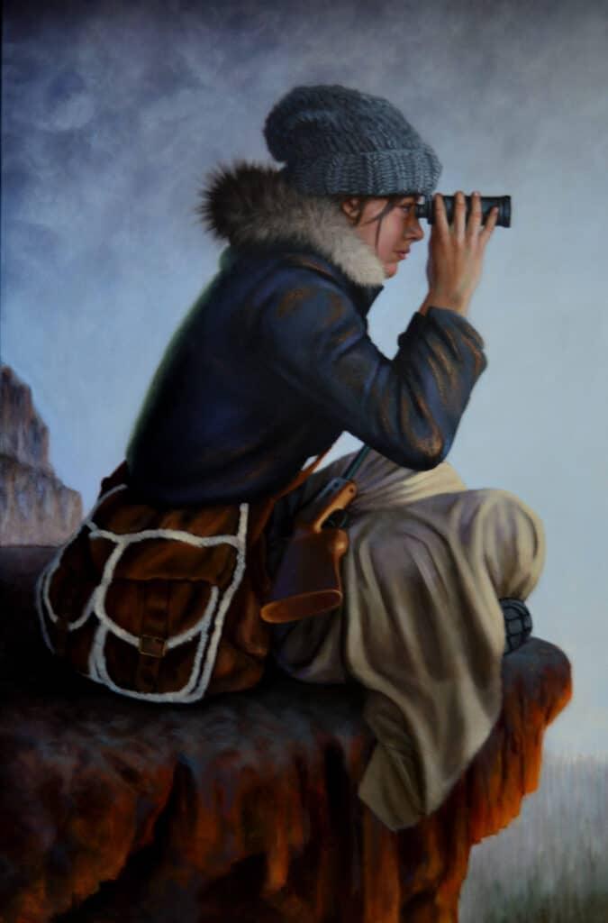 The Lookout, Christina Ramos