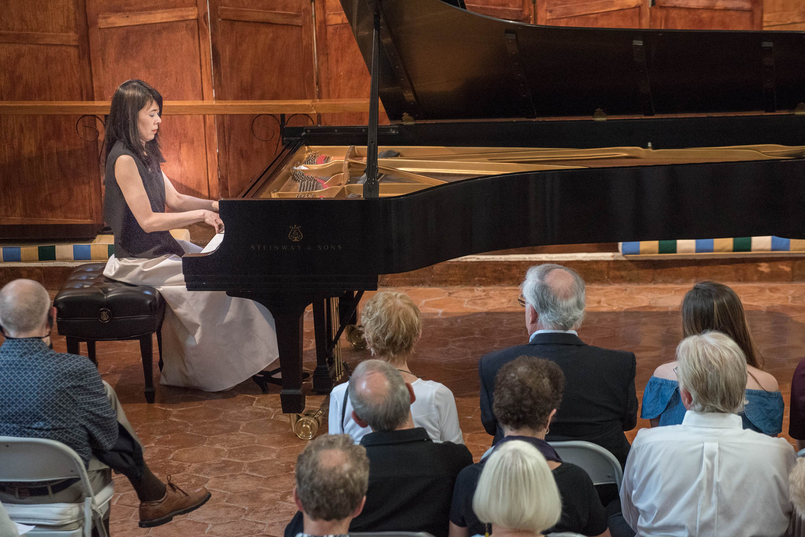 Pianist at Pro Musica Concert 2019