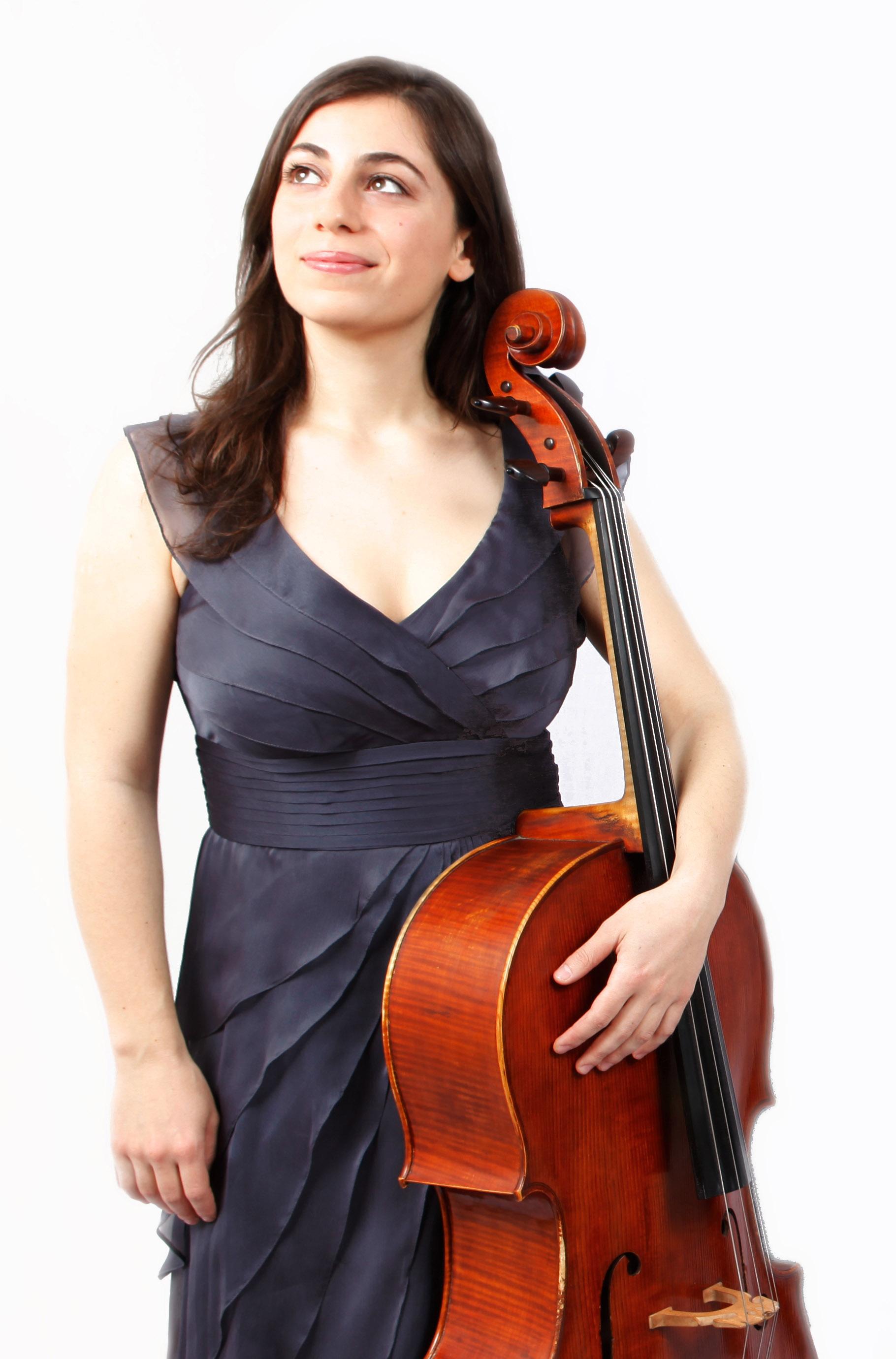 Karen Ouzounian plays on the Con Anima CD