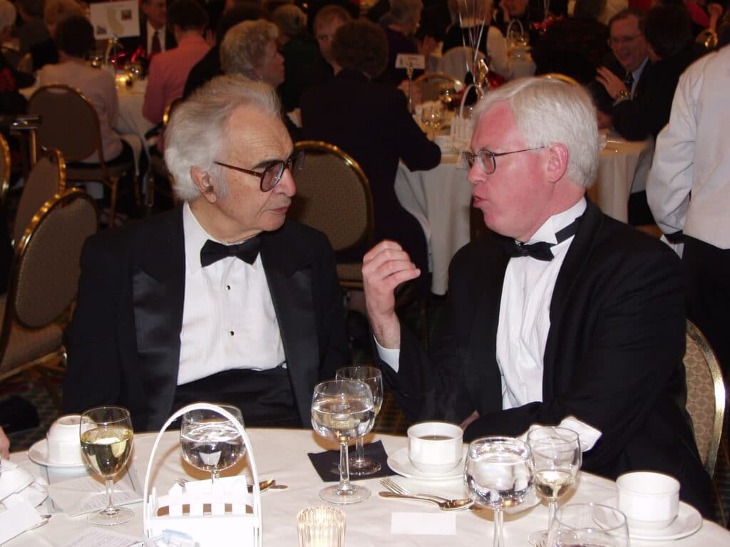 Dave Brubeck with John Salmon