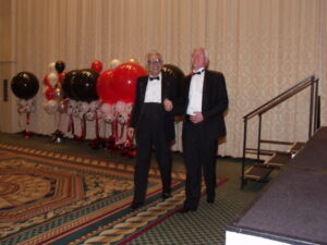 Dave Brubeck & John Salmon 2001 MTNA Conference
