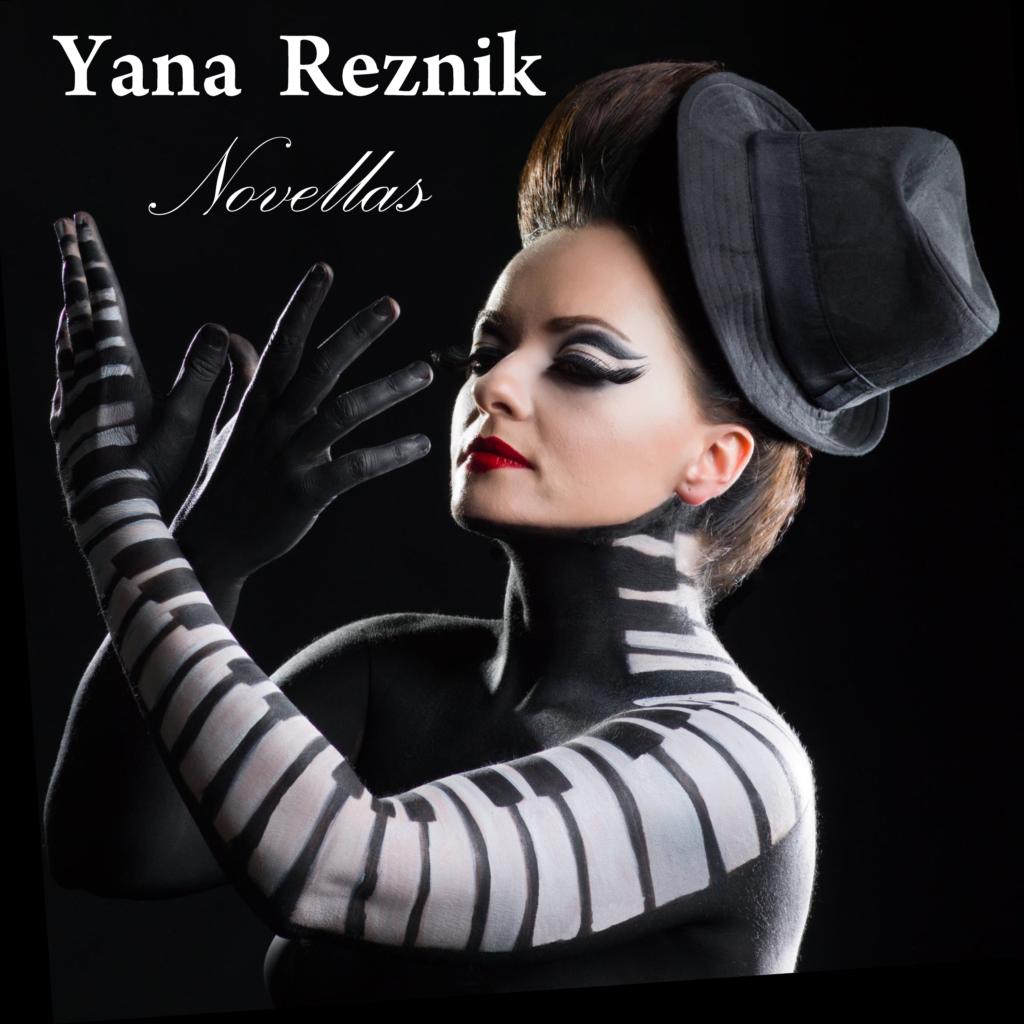 Album Release - Yana Reznik's Novellas