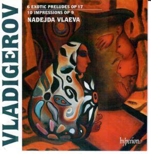 Pastimes interviews Nadejda Vlaeva on her CD release of works by Pancho Vladigerov